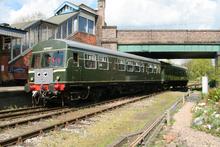 Anson06 the Diesel Railcar Small Version
