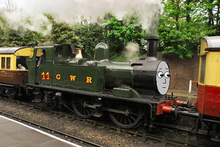 SweetChick91 the GWR Engine