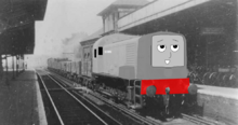 ThomasIsLameee the Lazy Diesel