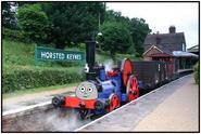Felix Cheng the railway traction engine