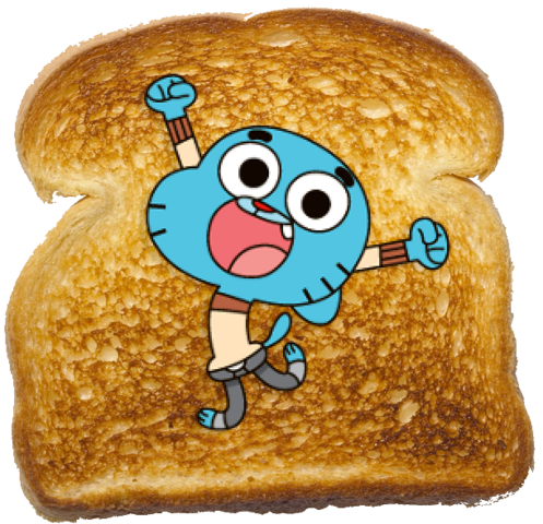 File:Gumball On Toast.png