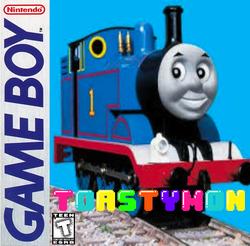 Toastymon Thomas Version2