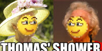 Thomas' shower