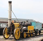 Stephenson'sRocket1979Replica