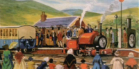 Sodor & Mainland Railway coaches