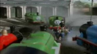 The Railway Series - Duck Takes Charge-0