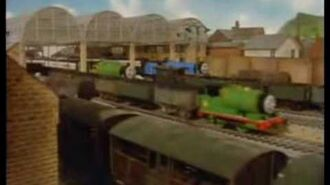 Percy and the Signal