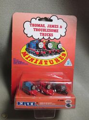 Thomas, James, Trucks Mini World