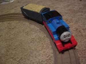 Thomas with Stone Truck