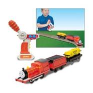File:Trackmaster James with Fuel Tanker.jpg