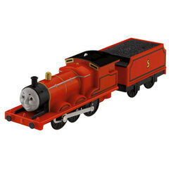 Trackmaster James