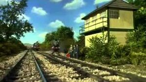 Gordon & the Mechanic - British Narration