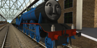Derek and the Express