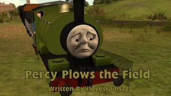 Thomas The Trainz Adventures Episode 6 Percy Plows the Field