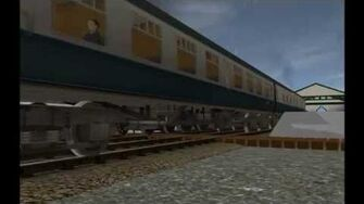 Thomas The Trainz Adventures Episode 4 The Story Of Adam Part 2