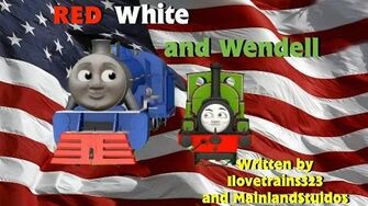 T TTA - Short 13 - Red, White, and Wendell