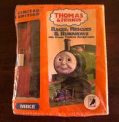 Races,RescuesandRunawaysVHSwithMike