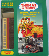 Thomas,PercyandtheDragonVHSwithExpressCoach