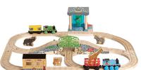 Thomas at the Zoo Set