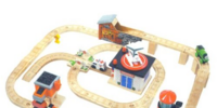 Percy and Harold Rescue Set