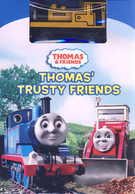 Thomas'TrustyFriendsDVDwithDuncan
