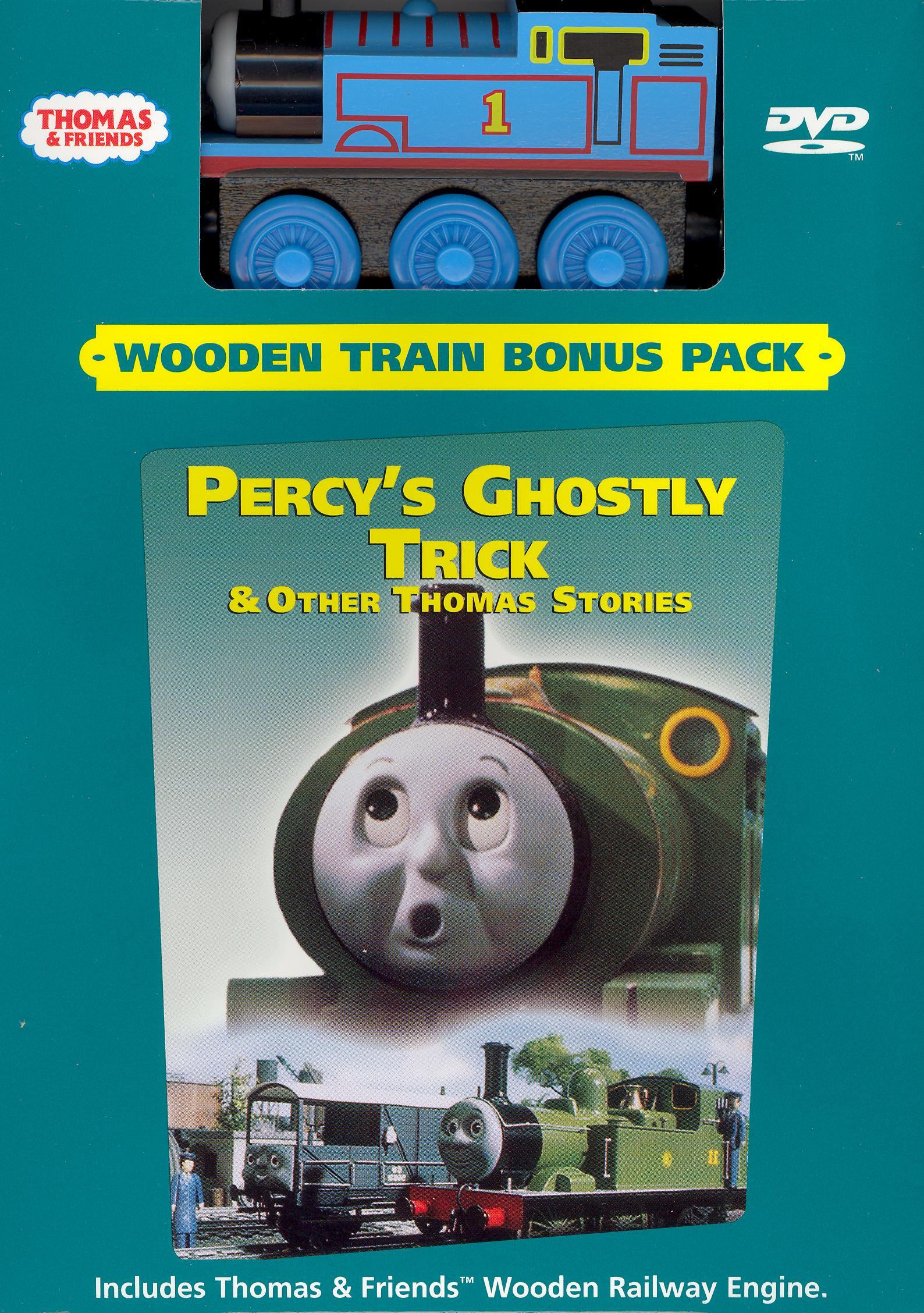 Percy'sGhostlyTrickDVDwithThomas