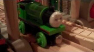 Percy and the New Mail Engines