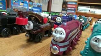 WoodenRailwayStudio's Complete Thomas Wooden Railway Collection - 4 14 17