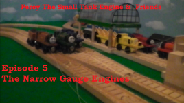 Narrow Gayge Engines