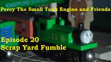 20. Scrap Yard Fumble