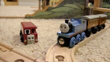 Thomas The Tank Engine and Friends Wooden Railway Adventures Picture