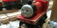 TrainKing James