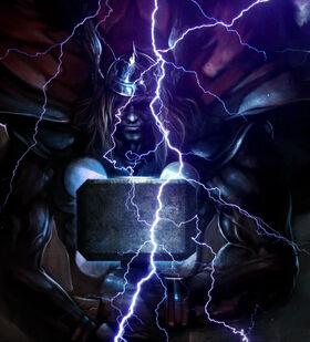 Thor Odinson (Earth-616) 008
