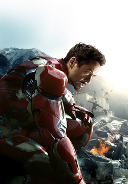 Iron man aou