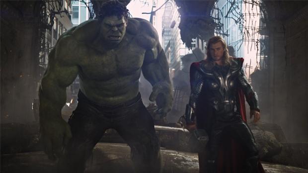 File:Bruce Banner (Hulk) and Thor.jpg