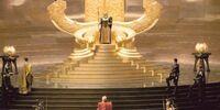 Coronation of Thor