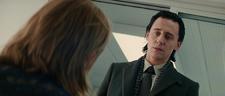 Loki on earth