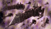 Battlefleet Gothic by michelebotticelli