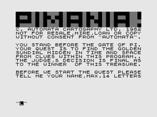 File:220px-Pimania in-game screenshot (ZX81 version).png
