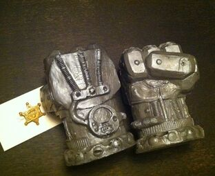 Robot Fists