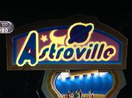 Astroville sign