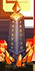 Obelisk ogon