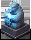 Frozen idol
