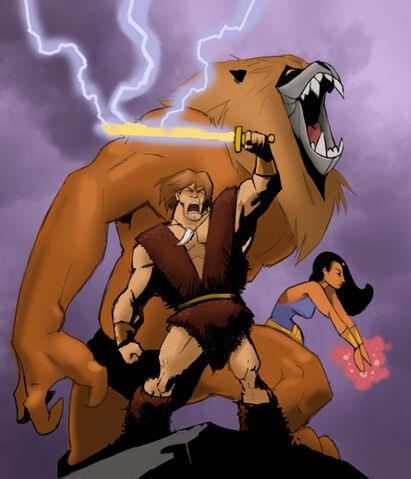 File:Thundarr the Barbarian by pungang.jpg