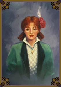 Melanie portrait
