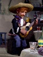 Sanchos guitar player