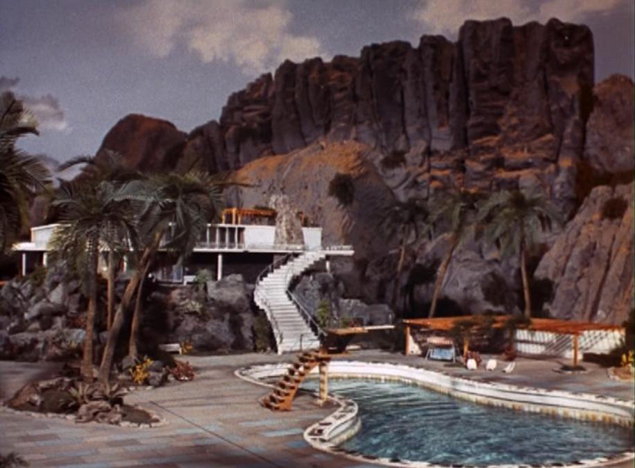 Swimming Pool Tracy Island Thunderbirds Wiki Fandom Powered By Wikia
