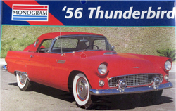 Ford thunderbird kit