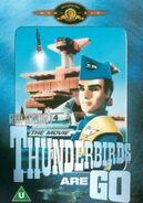 Thunderbirds Are Go 1966 DVD