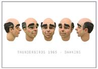 Dawkins Puppet Head Artwork